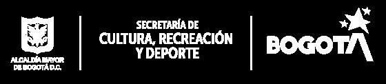 Logo Secretaría de Cultura, Recreación y Deporte